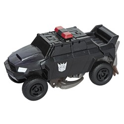 Transformere 1-trins Turbo Changer Decepticon Berserker 11cm