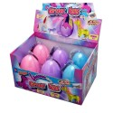 Giant Hatch and Grow Your Own Unicorn Egg Squeeze Play Fun