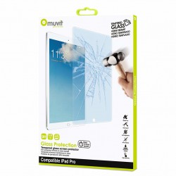 Muvit iPad Pro 12.9 inch (2015 and 2017) Tempered Glass Screen Protector Retail