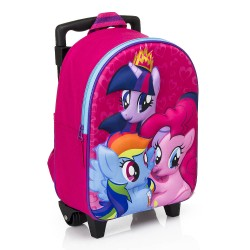 My Little Pony Trolley Travel Bag Detachable Backpack 38x31x15 cm