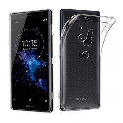 Sony Xperia XZ3 Suojakuori Soft TPU Case Ultra Slim Cover Transparent