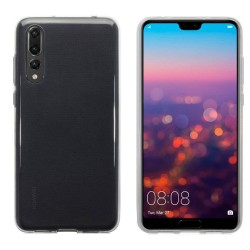 Huawei P20 Suojakuori 1.2mm Soft TPU Case Slim Cover Transparent