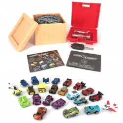 Gearhead Mistery Vehicle Playset