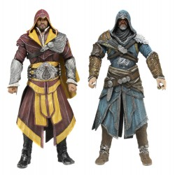 2-Pack Assassin's Creed: Revelations Ezio Auditore Action Figures
