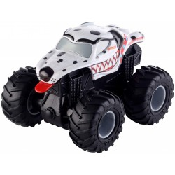 Hot Wheels Monster Jam Rev Tredz Monster Mutt Vehicle 12cm