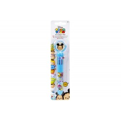 Disney TSUM TSUM 10 In 1 Multicolour Ballpoint Pen