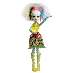 Monster High Electrified High Voltage Frankie Stein Doll Dukke