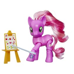 My Little Pony Cheerilee Teaching Explore Equestria Poseable Figure