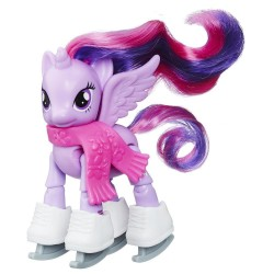 My Little Pony Princess Twilight Sparkle Ice Skating Rörliga Ben Princess Twilight Sparkle B8018 My Little Pony 199,00 kr pro...