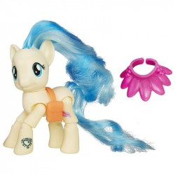 My Little Pony Miss Pommel Runway Show Poseable Figure