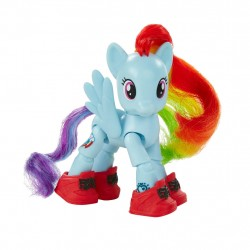 My Little Pony Explore Equestria Rainbow Dash Sightseeing Rörliga Ben Rainbow Dash B5680 My Little Pony 199,00 kr product_red...