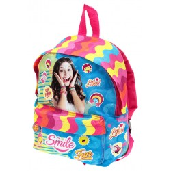 Soy Luna SMILE Backpack School Bag 32x23x10cm
