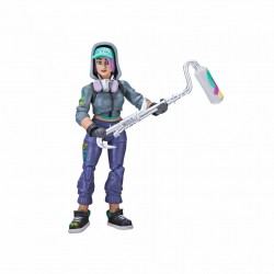 Fortnite Solo Mode Action Figur Teknik 10 cm