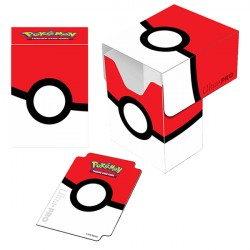 Pokemon - Pokeball Deck Box - Ultra Pro Cards