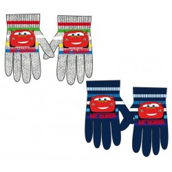2-Pairs Disney Cars Lightning McQueen Gloves Children Mittens One Size