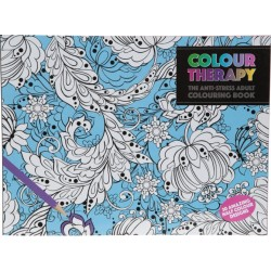 Colour Therapy Anti-Stress Målarbok 20s. Mandala, Relax. 384055 CT Målarbok PMS 129,00 kr product_reduction_percent