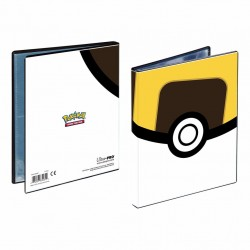 Ultra Pro Ultra Ball 4-Pocket Portfolio til Pokémon