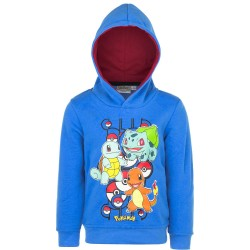 Pokemon Hoodie Luvtröja Huvtröja Blå STL 12ÅR BLÅ Pokémon 249,00 kr product_reduction_percent