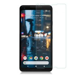 Google Pixel 2 XL Tempered Glass Screen Protector Retail Package