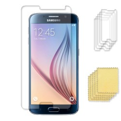 5-pack Samsung Galaxy S6 skärmskydd transparent BULK GL 99,00 kr product_reduction_percent