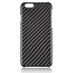 Ægte kulfiber Carbon Fiber Shell Ultra Light iPhone 6 / 6S (4.7)