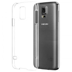 Snap-On Skal Samsung Galaxy S5 / S5 NEO Tunn Genomskinligt Genomskinligt GL 99,00 kr product_reduction_percent