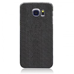 100% Genuine Real Carbon Fiber Case Samsung Galaxy S6 Ultra Slim Back Cover