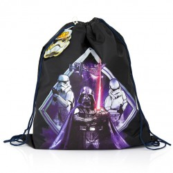 Star Wars gymbag Gympapåse Barnväska 44x37cm Star Wars 159,00 kr product_reduction_percent