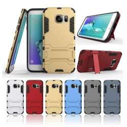 Samsung Galaxy S7 Edge Shock Resistant Shell Armor Case 2-part