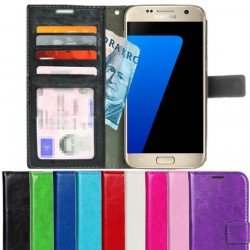 TOP Samsung Galaxy S7 tegnebog ID-lomme
