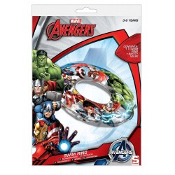 Marvel Avengers Swimming Swim Ring Inflatable 3-6 Years