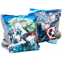 Avengers Swimming Arm Bands From 3 To 6 Years