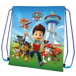 Paw Patrol Sports Bag Gymbag 41 x 30 cm