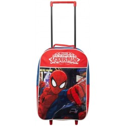 Spiderman Trolley Travel Bag 41 x 28 x 12 cm