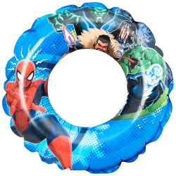 Spiderman Swimming Swim Ring Inflatable 3-6 Years