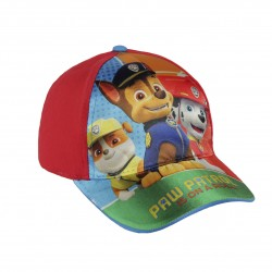 Paw Patrol Cap Green/Red