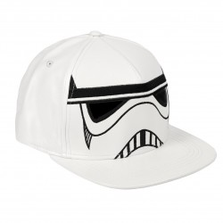 Star Wars Stormtrooper Premium Keps STL.58 Stormtrooper S.58 Star Wars 249,00 kr product_reduction_percent