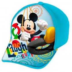 Disney Mickey Mouse Cap Blue
