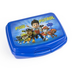 Paw Patrol Food Box Blue