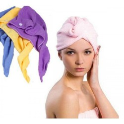 Towel Turban Microfiber Different Colors
