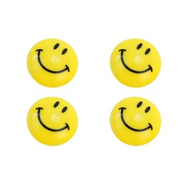 Refrigerator magnets Emoji 4 pack