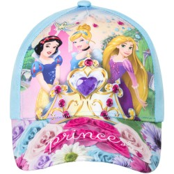 Disney Princess Prinsessor Keps Turkos Turkos Storlek 52 Disney 149,00 kr product_reduction_percent