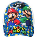 Super Mario And Luigi Cap White