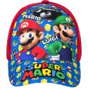 Super Mario And Luigi Cap Red