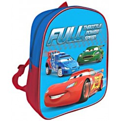 Disney Pixar Cars Lightning McQueen Mini Backpack 28 x 22 x 8cm