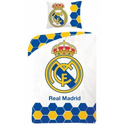 Real Madrid sovepose Bedset 140x200 + 70 x 90 cm