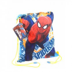 Spiderman gym bag Children bag 40x33cm