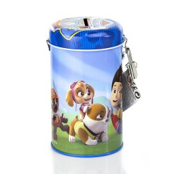Paw Patrol Money Box Metal
