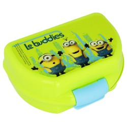 Minions Food Box Green