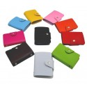 Creditcard wallet, 12 cards, different colors